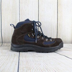 LL Bean Gore-Tex Waterproof Suede Hiking Boots